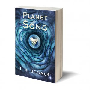 Planet Song by T.K. Boomer